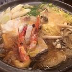 魚の三是 -