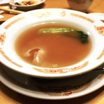 仙豆飯店 - フカヒレの姿煮
