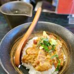 ささめ - 「天然魚の漬け茶づけ」(ランチ800円)