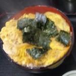 キッチンあべ - 玉子丼