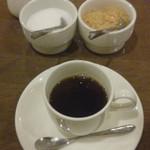 カフェマノワール - コーヒー