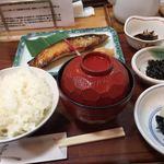 61324931 - 銀鱈粕漬け焼き魚