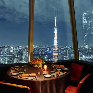 【絶景!】思わずSNS投稿したくなる!東京タワーの眺め!