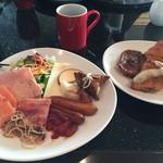 タボラ36 - 朝食バイキング