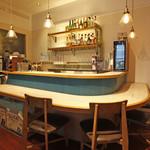 ポータル カフェ アキバ - カウンター席