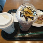 スターバックスコーヒー 堺フェニックス通り 利晶の杜店