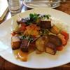 Konditorei & Restaurant OBERLAA - 料理写真:Rauchetofu auf Wokgemuse mit Basmatireis
