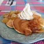 ミルカ - 冬のパンケーキ アップル