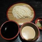 61332469 - 冷稲庭うどん(二味)