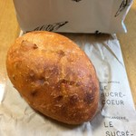 ル・シュクレクール - パン・オ・トマト
