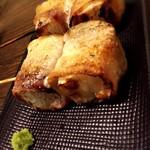 長芋豚巻串