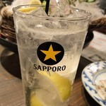 Yompachigyojou - 広島レモンサワー