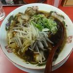 麺対軒 - 醤油ラーメン(並)