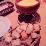 ラミューズ - チーズフォンデュ