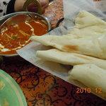 パンジャブレストラン - ベンガンマサラカレー