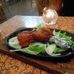 パンジャブレストラン - タンドリーチキン