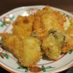 蛸八 - 牡蠣フライ2