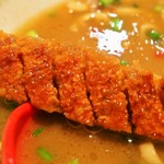 This is 中川 - チャーシュー麺【ホワイト中川Ver】(レザークリスピーチャーシュー)