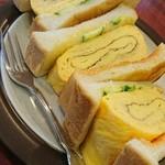 たかま - 一番おすすめのエッグトースト♡