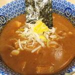 61345908 - チャーシュー濃厚豚骨魚介つけ麺つけ汁