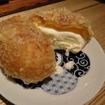 喜久や 恵比寿店 - バニラアイスの天ぷら