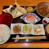 旬料 華勢 - 料理写真:ランチの天麩羅コース