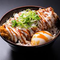 かつ丼 吉兵衛 - 韓辛味噌マヨかつ丼 並盛
