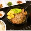 味工房 ほなみ - 料理写真:リーキ&黒豚ステーキ定食(限定商品)
