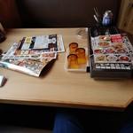 目利きの銀次 - 【2017.1.17(火)】テーブル席