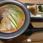 麺処 彩 - 鯛らーめん塩 セット