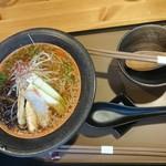 麺処 彩 - 鯛らーめん正油