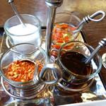 ブア・デ・タイ - 味変の調味料