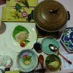 岩鞍リゾートホテル - 夕食