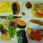 岩鞍リゾートホテル - 朝食