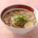 ラーメン尊 - 料理写真:淡路玉葱ラーメン