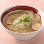 ラーメン尊 - 淡路玉葱ラーメン(野菜スープ)