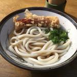 長楽 - うどん(*゚∀゚*)150円