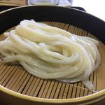 赤瀬うどん - 料理写真:ざるうどん(*゚∀゚*)380円