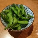 つばくらめ - 枝豆