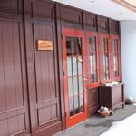 フレンチレストラン カザマ - 入口