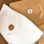 たいやきともちゃん - シール付きの紙袋