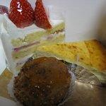 6136158 - ケーキたち