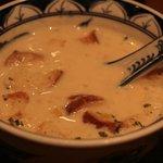 バイン・ミー 70 - コーンスープ。日本では味わえないベトナム特有の風味です。