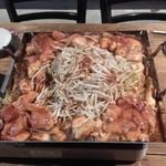 韓国家庭料理 ととり - タッカルビ¥900