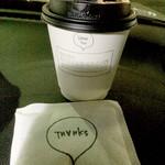 センダイコーヒースタンド - テイクアウトコーヒーwithホッカイロ、、心に沁みるぜっ!