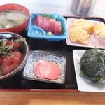 めはり寿司 二代目 - 二代目定食です☆ 2017-0113訪問