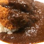 カレー専門店 横浜 - スパイスたっぷりの辛口欧風カレー