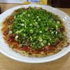 Sachi - 料理写真:そば肉玉 ねぎかけ