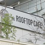 ザルーフトップカフェ - 看板