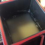 みず木 - 蕎麦湯はドロドロタイプでGOOD!